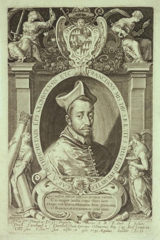 Aegidius (Egidius) Sadeler II. - Car. A. Dietrichstain