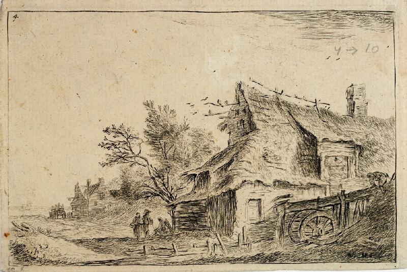 Anthonis (Anthonie) Waterloo - bez názvu