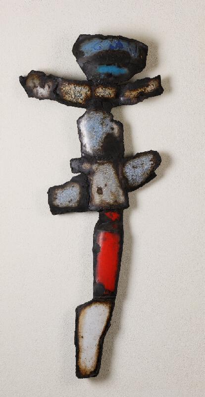 Věra Janoušková - Barevný kříž