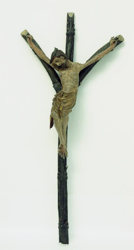 neznámý řezbář moravský - Krucifix z Moravského Krumlova