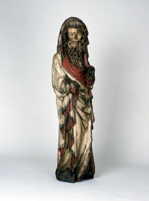 neznámý sochař moravský - Apoštol z kostela sv. Jakuba v Brně