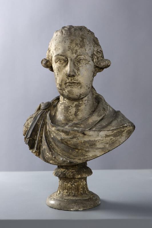 neznámý sochař rakouský - Leopold II. Habsburský?