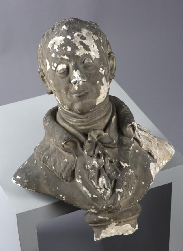 neznámý sochař - Poprsí muže