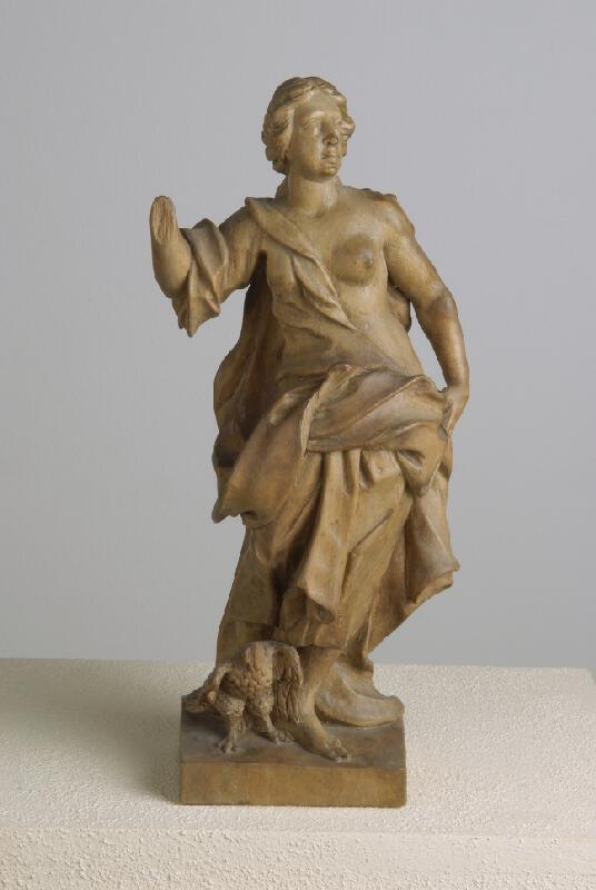 neznámý sochař rakouský - Alegorie Vzduchu