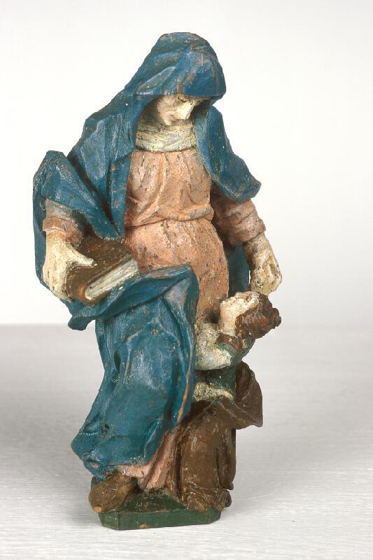 neznámý sochař středoevropský - Vyučování P. Marie