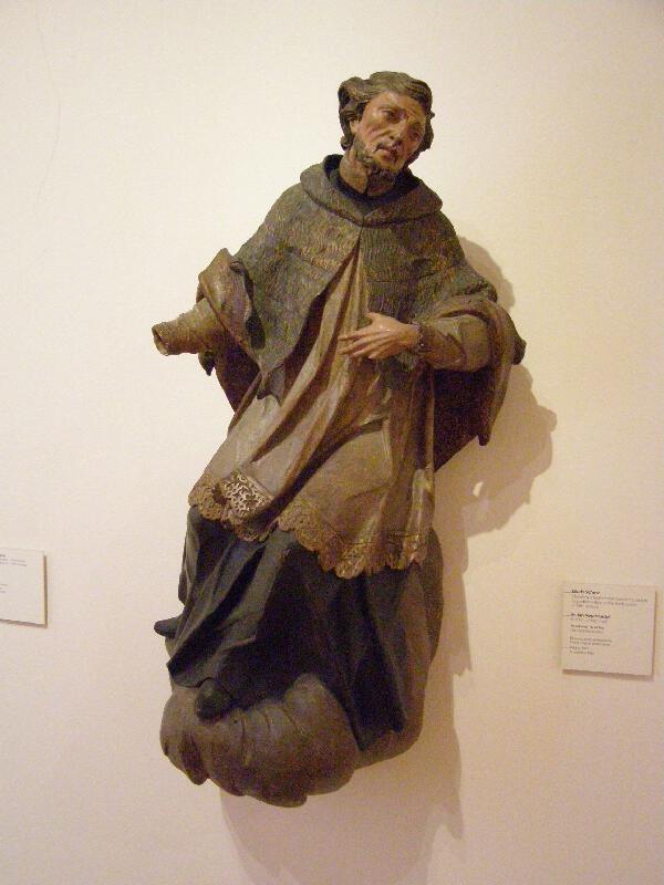 Jakub (Jakob) Scherz - Sv. Jan Nepomucký