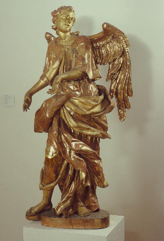 Jan Antonín Richter - Archanděl Rafael