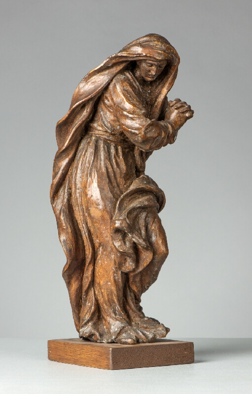 neznámý sochař vídeňský - P. Marie Bolestná