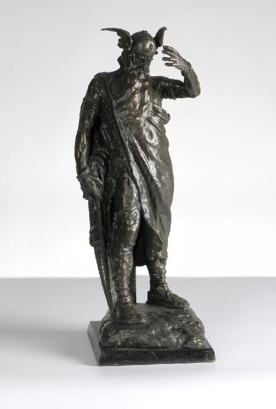 Karl Wollek (Volek) - Postava z germánské mytologie
