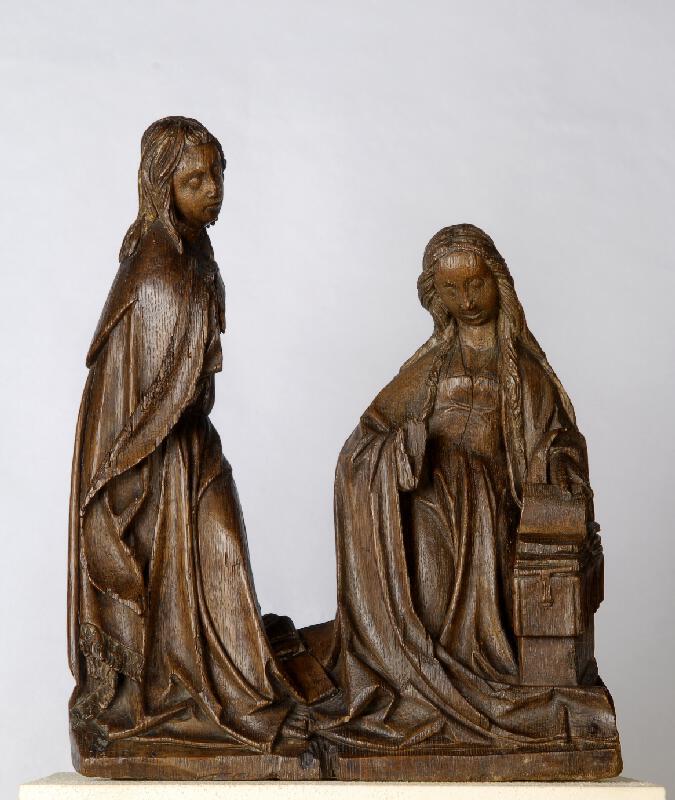 neznámý sochař - Zvěstování P. Marie