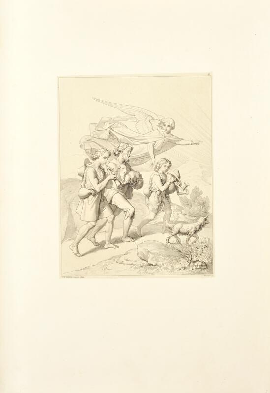Konrad (Conrád) Wiesner - Pastýři nesou dary