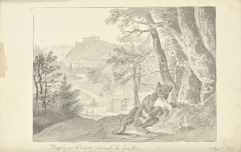 František (Franz) Richter - Původ Nedvědice