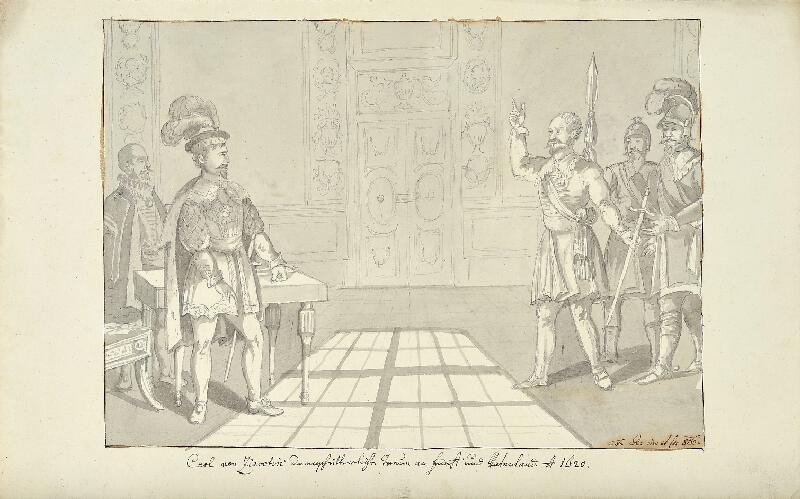 František (Franz) Richter - Karel z Žerotína