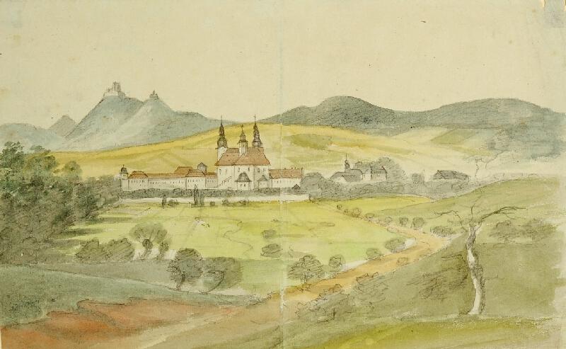 František (Franz) Richter - Velehrad