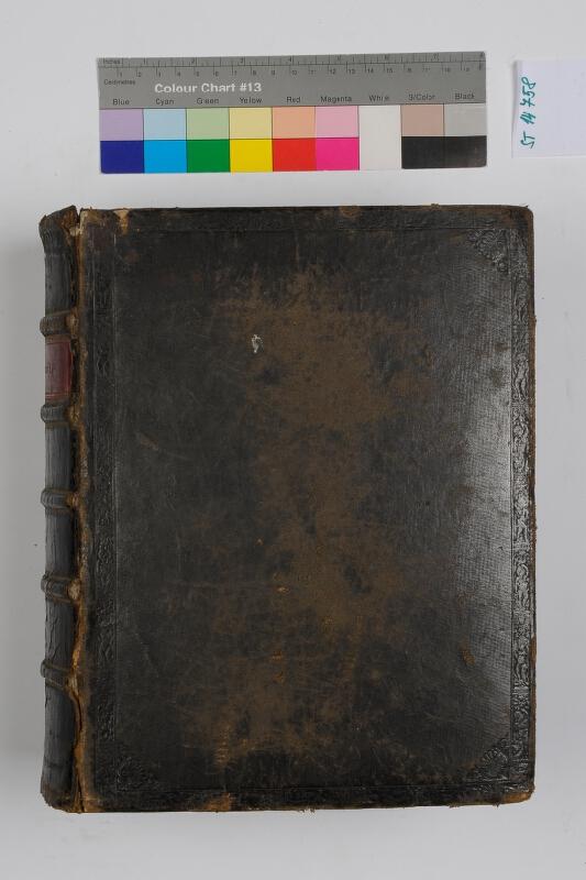 Johann Andreas Endter, Balthasar Christoph Wust, neznámý autor - Bibel, das ist die Heilige Schrifft, Alten und Neuen Testaments