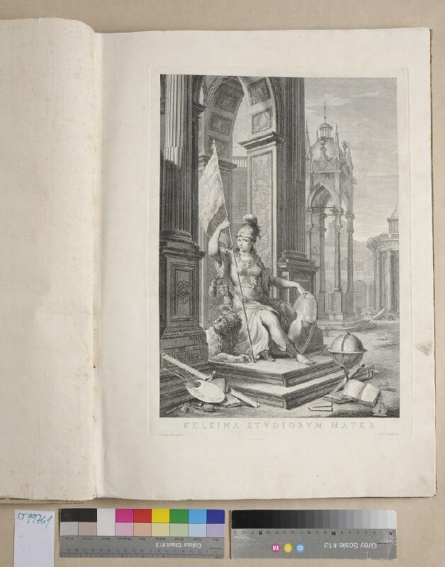 Giampietro Zanotti, Pellegrino Tibaldi, Giambatista Pasquali - Le pitture di Pellegrino Tibaldi e di Niccolo Abbati e sistenti nell´instituto di Bologna