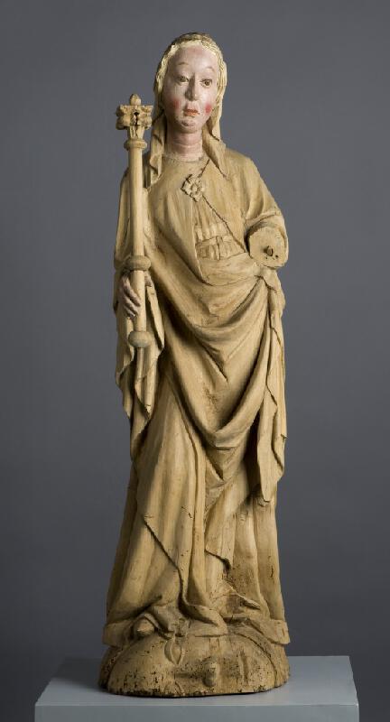 neznámý sochař moravský - Madona na půlměsíci z Morašic