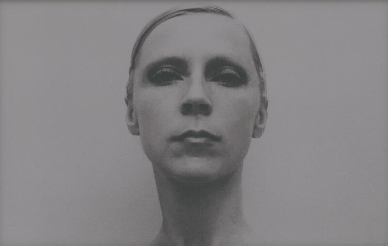 Milota Havránková – Autoportrét (zo série Introspekcia, Oživenie), 1979, Nitrianska galéria