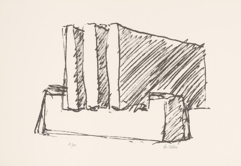 Rudolf Uher - Plastika pre betón