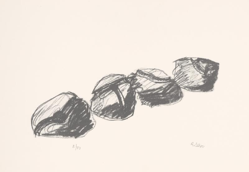 Rudolf Uher - Malé bronzy