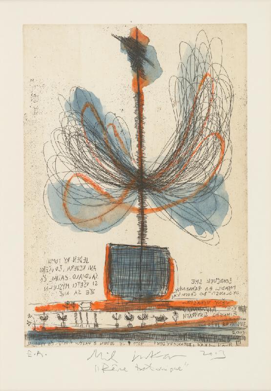 Milan Lukáč - Kvet zimného slnovratu