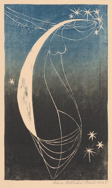 Mária Želibská - Striptíz Luny
