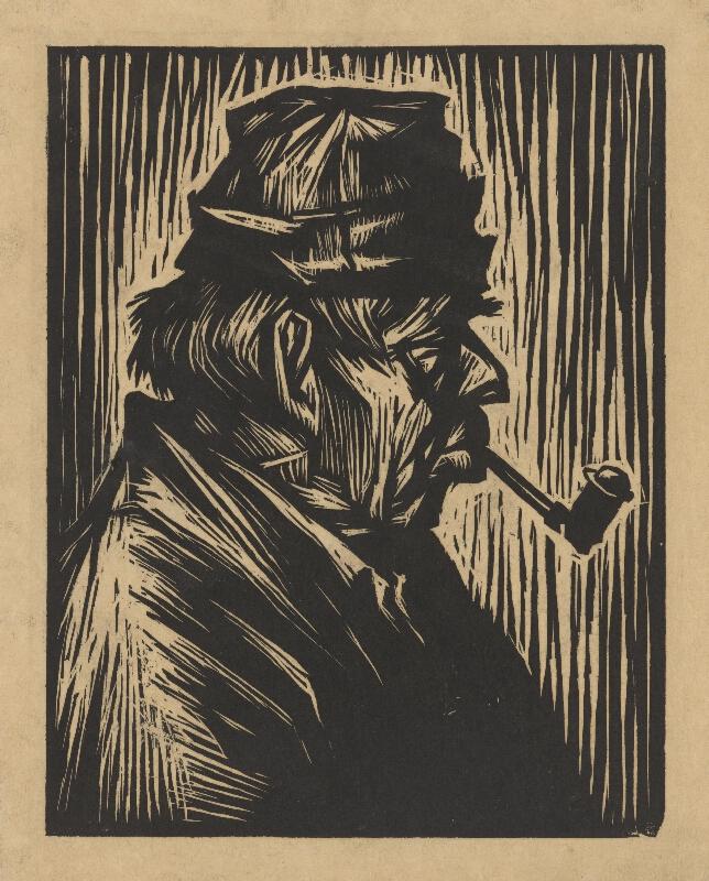 Aleš Veselý - Muž s fajkou