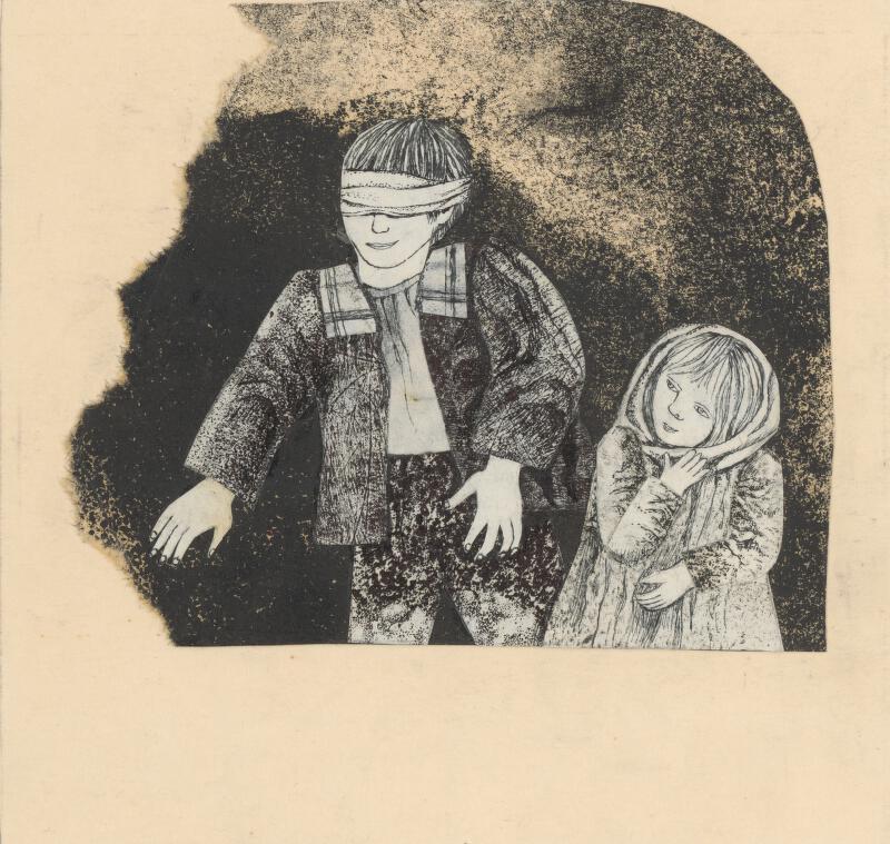 Běla Kolčáková - Hra na slepú babu