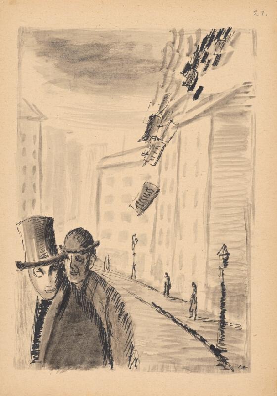 Július Nemčík - Ilustrácia