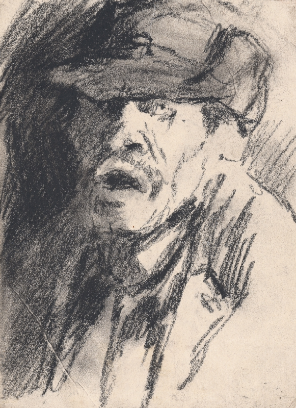 Aleš Veselý - Muž s otvorenými ústami