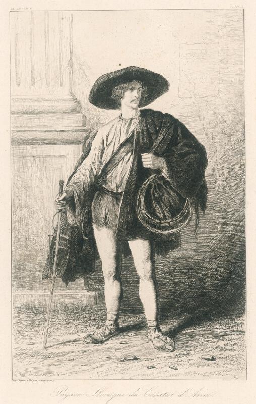 Théodore Valério - Vidiečan z Oravy
