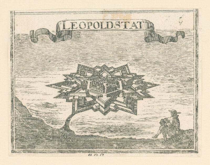 Justus van den Nypoort, Johan Jakob von Sandrát - Leopoldov