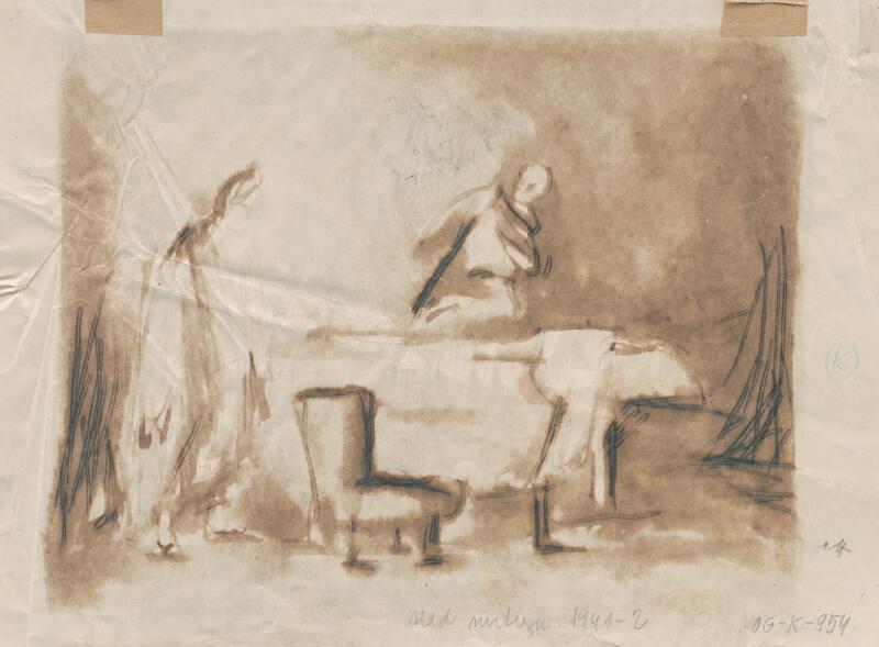 Viliam Chmel – Nad mŕtvym