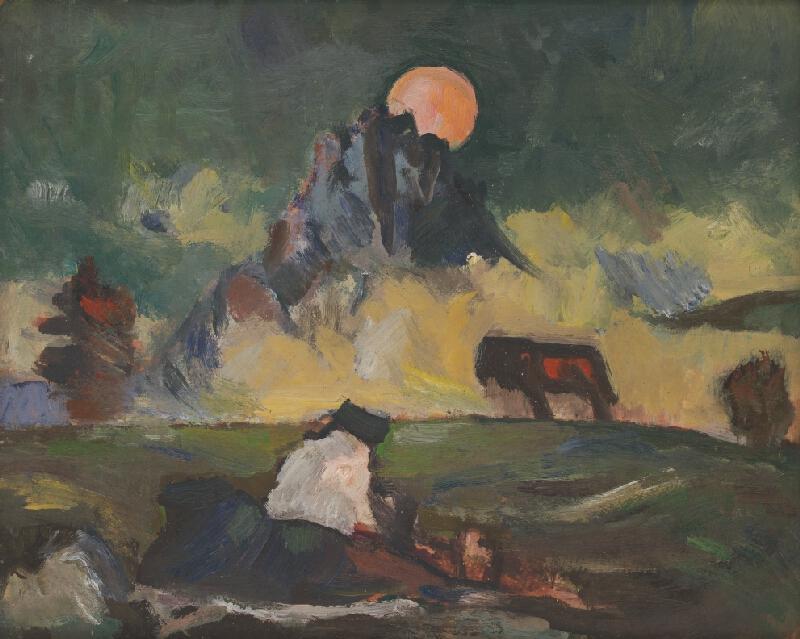 Viliam Chmel - Noc pod Rozsutcom