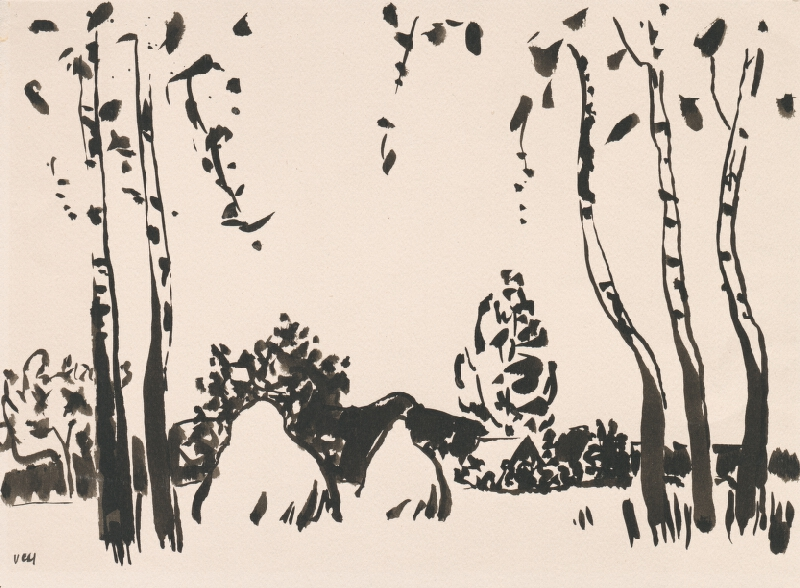 Viliam Chmel - Krajina s brezami