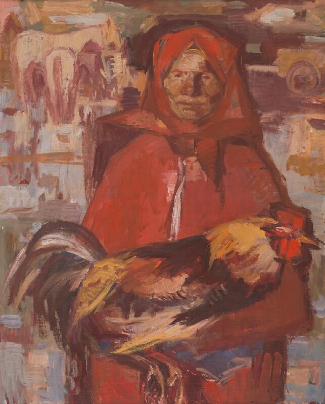 Mária Medvecká - Zatúlaný kohút