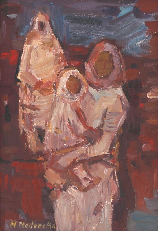 Mária Medvecká - Biele ženy