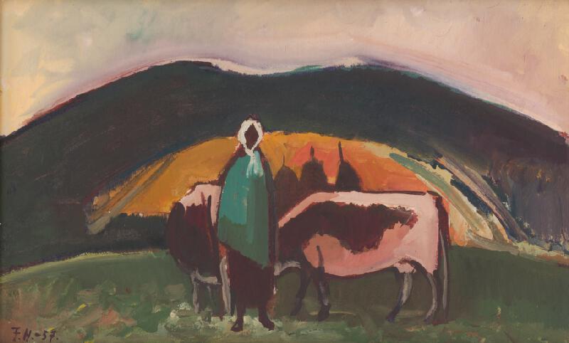 Ferdinand Hložník - Pastierka