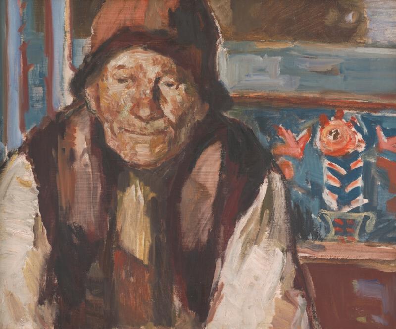 Mária Medvecká - Pri maľovanej truhle
