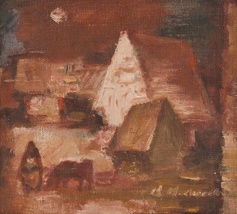 Mária Medvecká - Večer