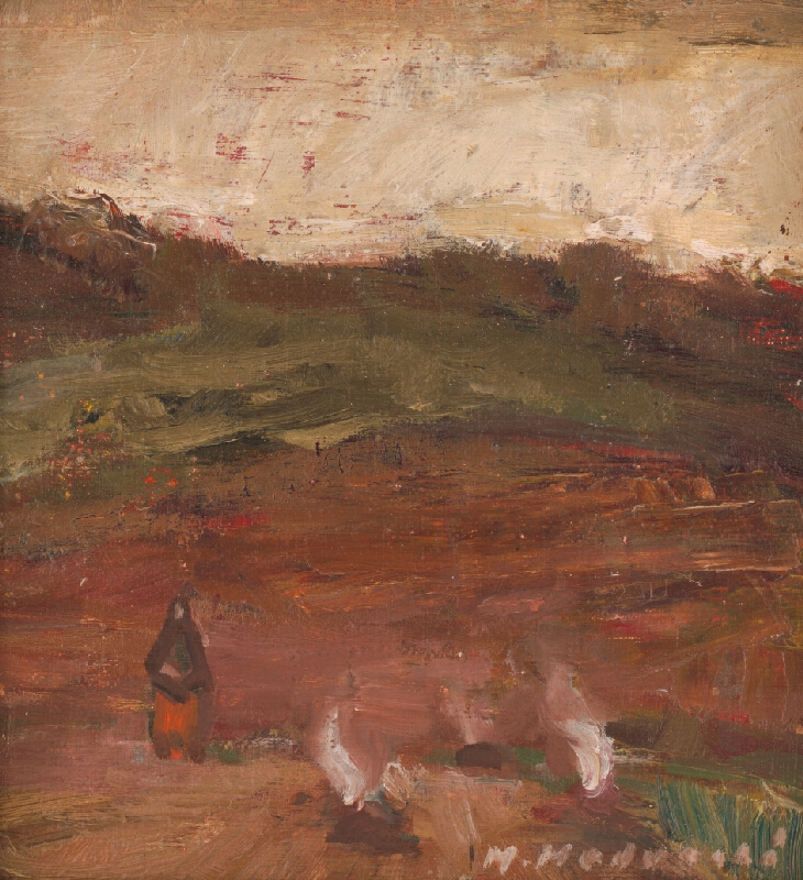 Mária Medvecká - Červená zem