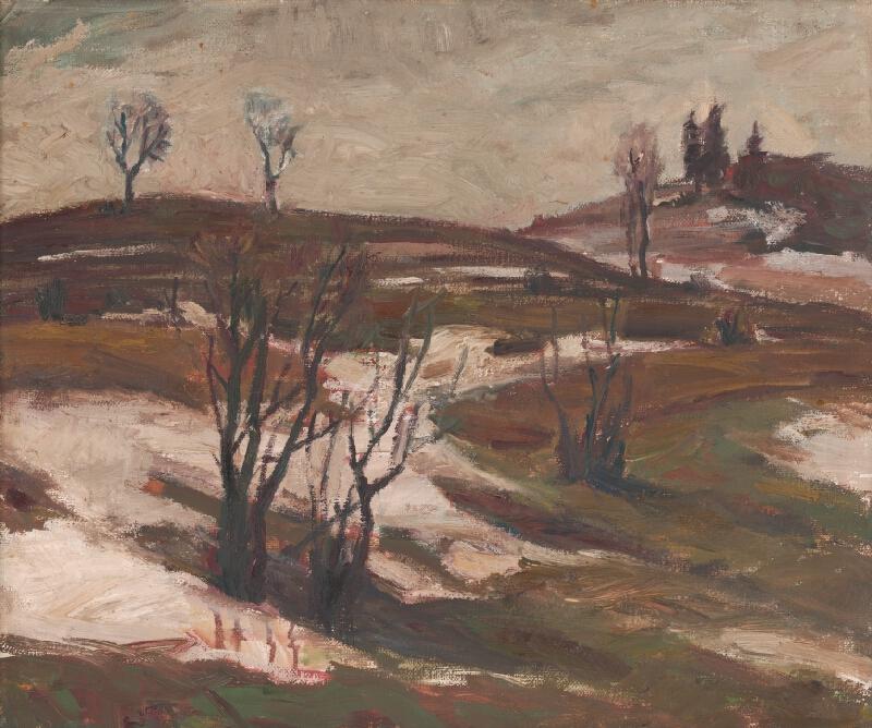 Mária Medvecká - Posledné snehy