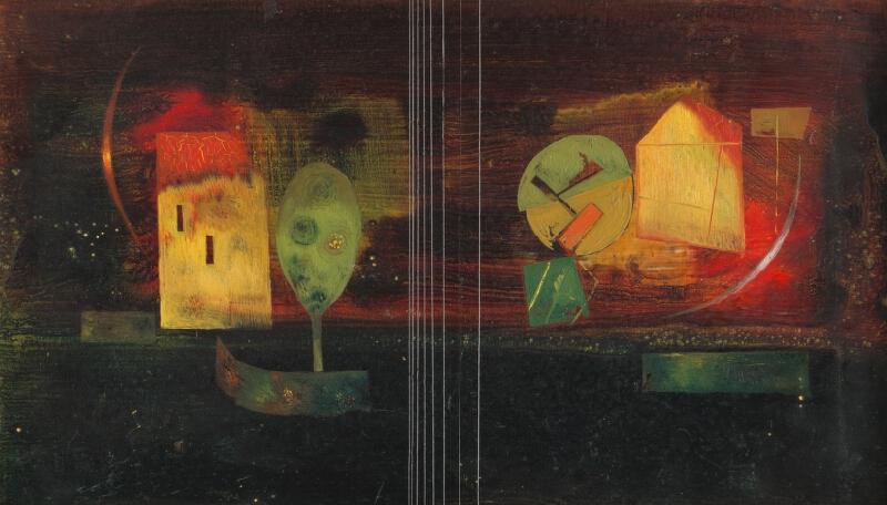 Záboj Bohuslav Kuľhavý - Malá kompozícia
