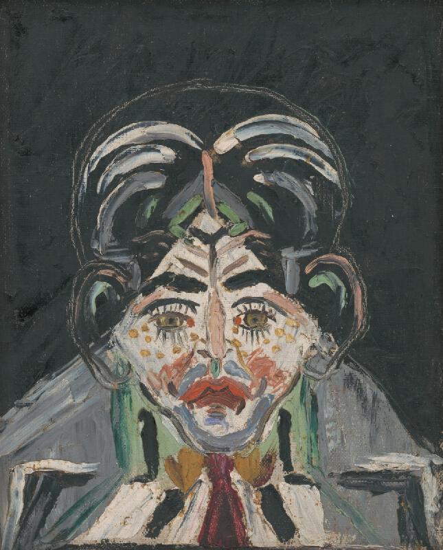 Arnold Peter Weisz-Kubínčan - Hlava ženy