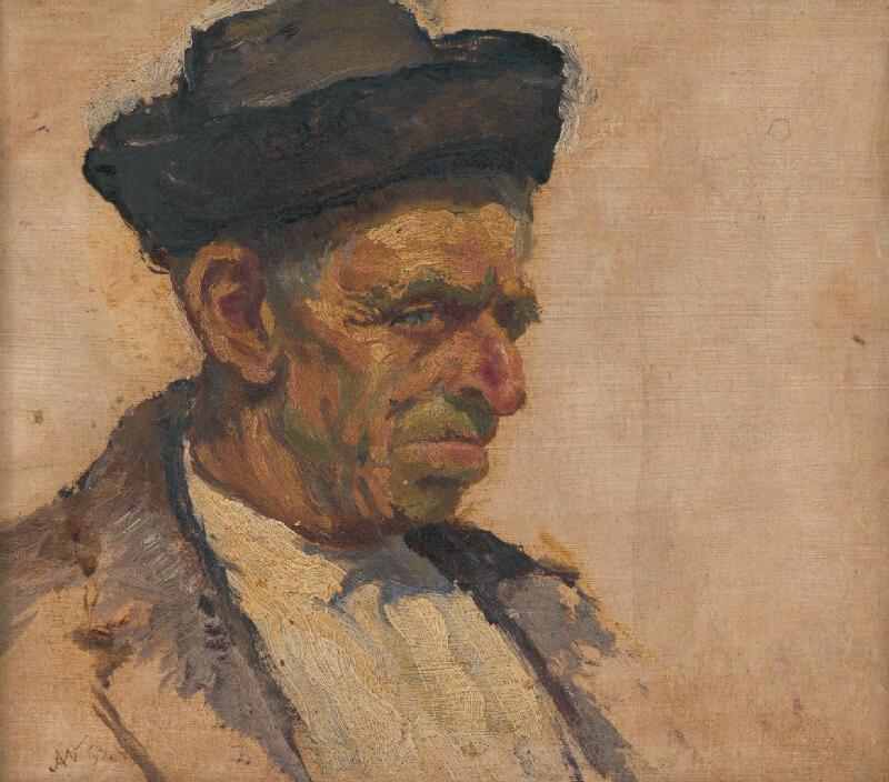 Aleš Veselý – Portét J. Sivoňa