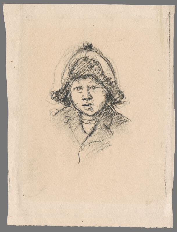 Ignác Kolčák – Chlapček v baranici