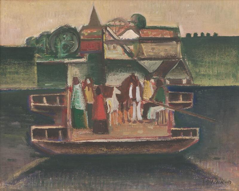 Ferdinand Hložník - Prevoz