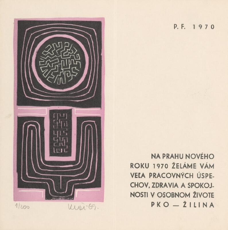 Fero Kráľ - P.F. 1970