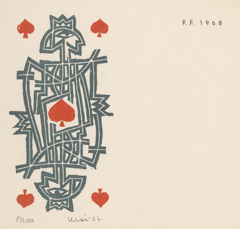 Fero Kráľ - P.F. 1968