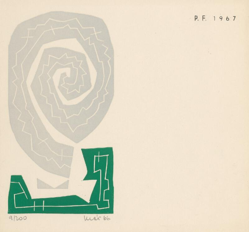 Fero Kráľ - P.F. 1967
